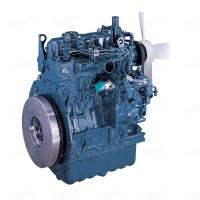Двигатель Kubota (рефрижератор Carrier Maxima)