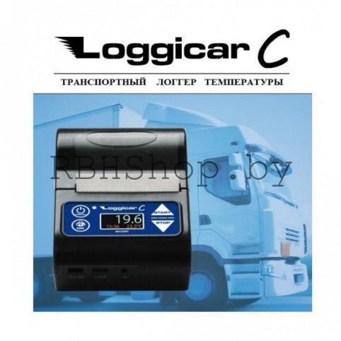 Регистраторы(термограф) температуры и влажности Loggicar-C