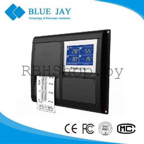 Регистратор (термограф) температуры и влажности, включая принтер RMS-010